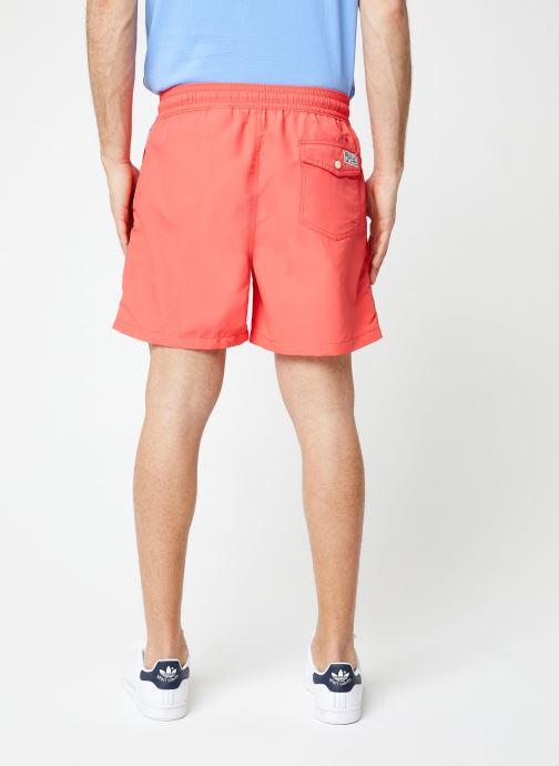 Polo Ralph Lauren Maillot Pony (Rouge) - Vêtements chez Sarenza (430405)