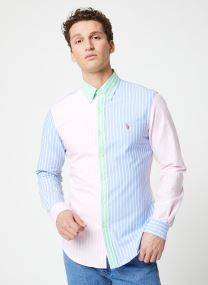 Chemise ML Fun Shirt Slim Pony