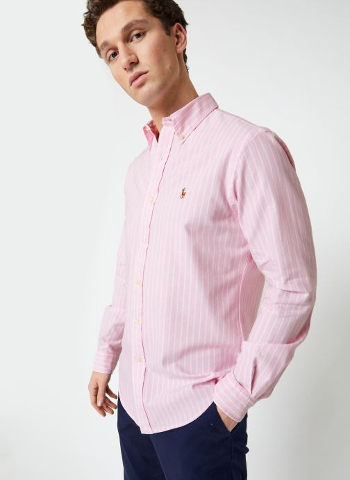 Chemise ML Oxford Custom Pony