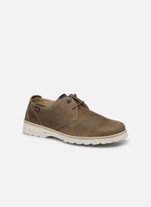 Chaussures à lacets Callaghan California 2 Vert vue détail/paire