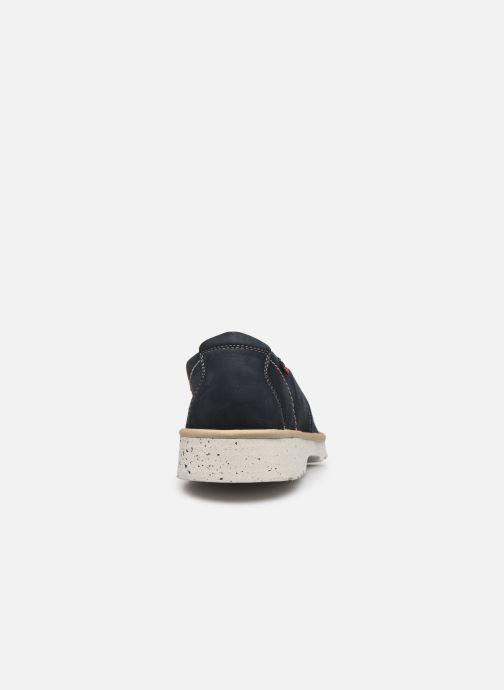 Sneakers Callaghan California Blauw rechts