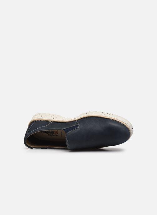 Sneakers Callaghan California Blauw links