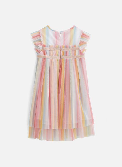 Vêtements Lili Gaufrette Robes en tule plissée Multicolore vue bas / vue portée sac