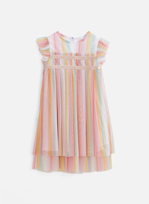 Vêtements Lili Gaufrette Robes en tule plissée Multicolore vue détail/paire