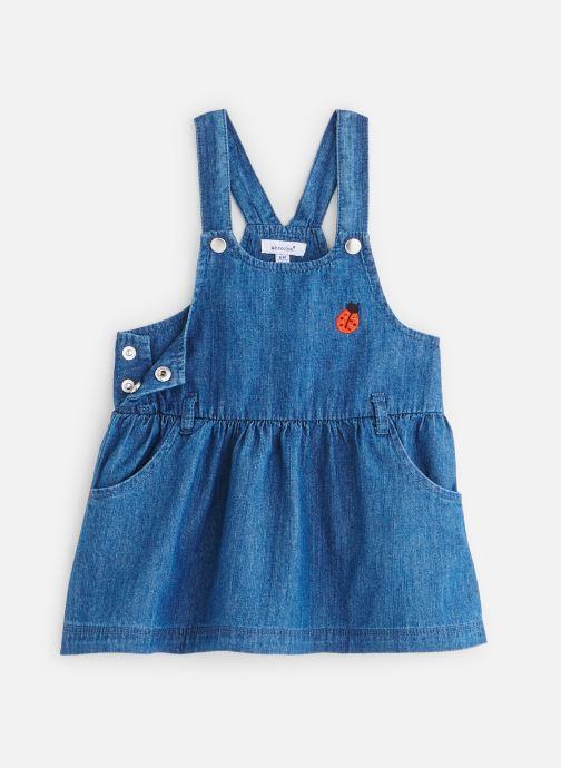 Vêtements Absorba Robe 9Q31002 Bleu vue détail/paire