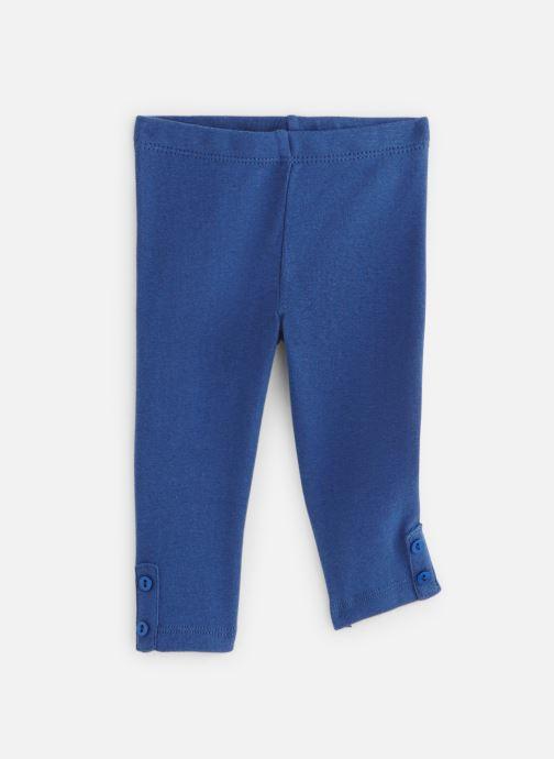 Vêtements Absorba Pantalon knitlook Bleu vue détail/paire