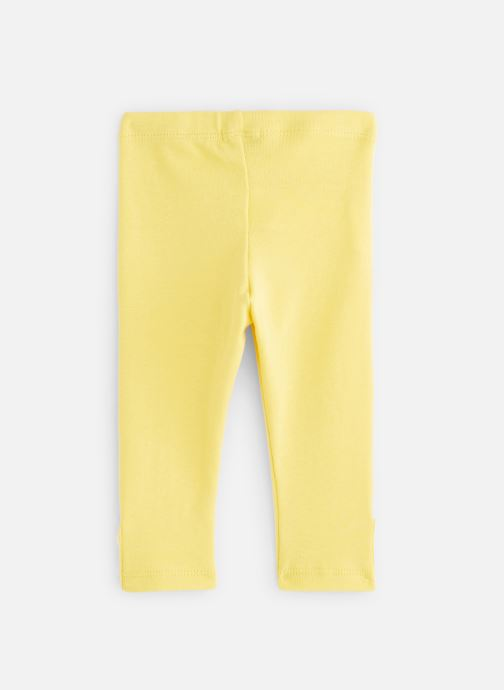 Vêtements Absorba Pantalon knitlook Jaune vue bas / vue portée sac