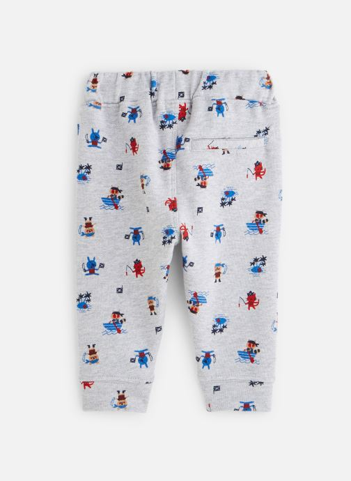 Vêtements Absorba Pantalon molleton Gris vue bas / vue portée sac