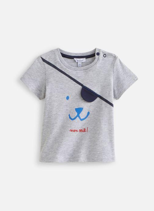 Vêtements Accessoires Tee shirt gris chiné