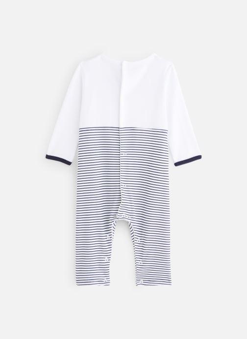 Vêtements Absorba Combilong effet salopette Bleu vue bas / vue portée sac