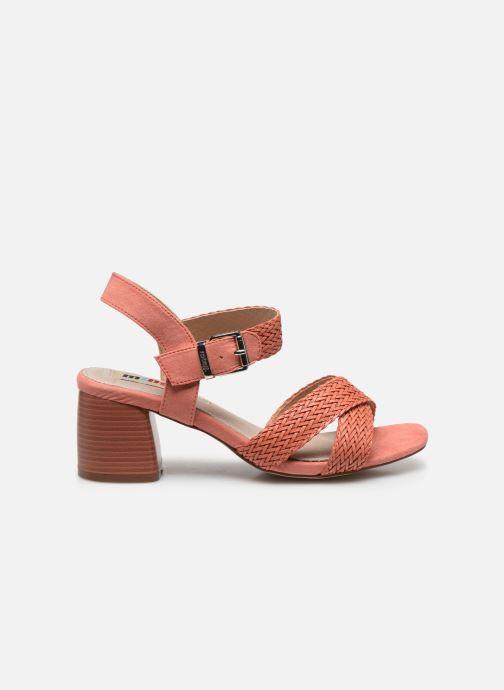 Sandali e scarpe aperte MTNG 58826 Arancione immagine posteriore
