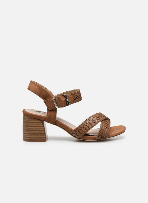 Sandali e scarpe aperte MTNG 58826 Marrone immagine posteriore