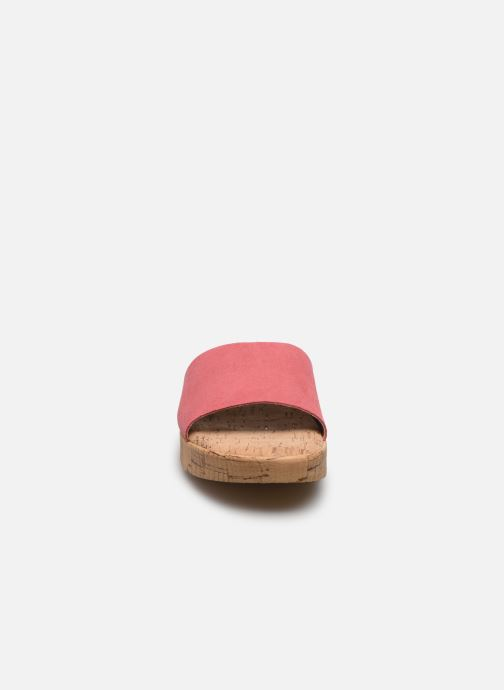 Clogs & Pantoletten MTNG 58977 rosa schuhe getragen