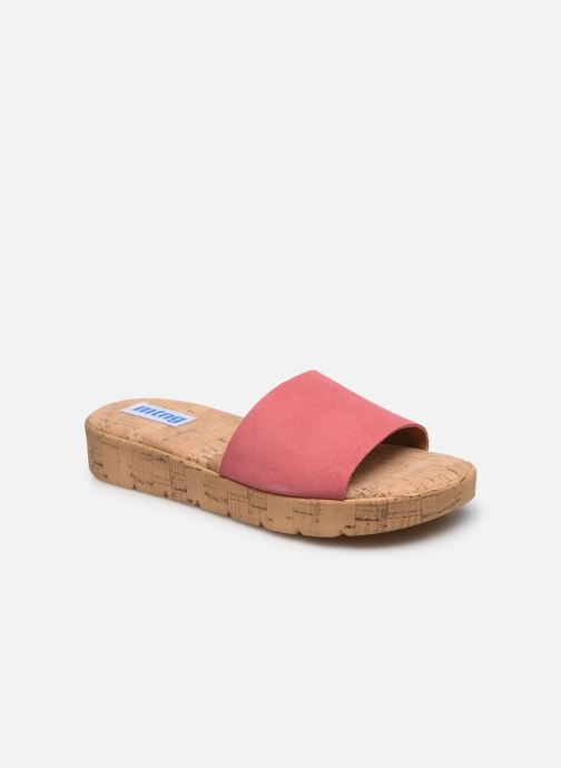 Clogs & Pantoletten MTNG 58977 rosa detaillierte ansicht/modell