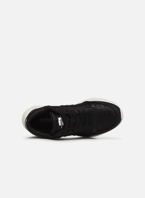 Sneakers MTNG 69097 Nero immagine sinistra