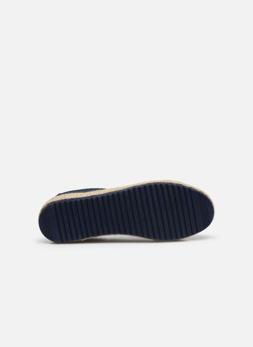 Baskets MTNG 69193 Bleu vue haut