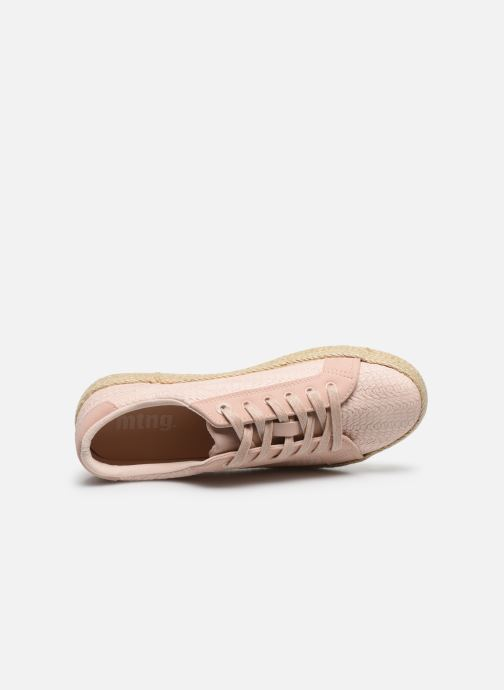 Sneakers MTNG 69193 Roze links