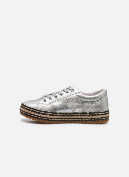 Sneakers MTNG 69380 Sølv se forfra