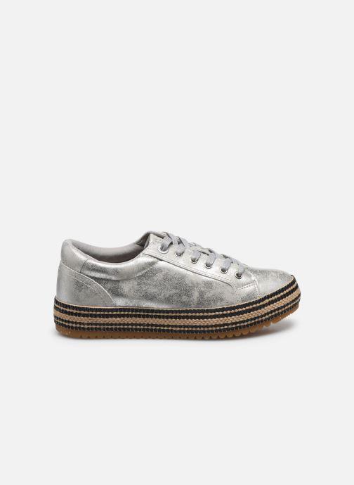 Sneakers MTNG 69380 Sølv se bagfra