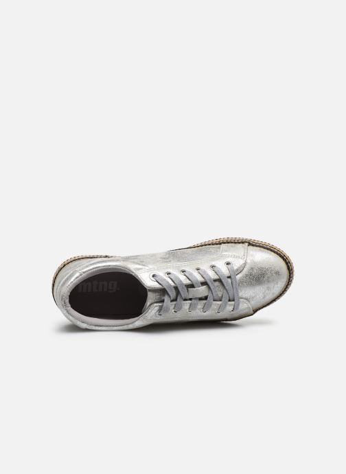 Sneakers MTNG 69380 Sølv se fra venstre