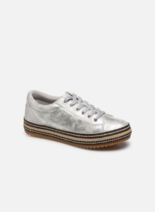 Sneakers MTNG 69380 Sølv detaljeret billede af skoene