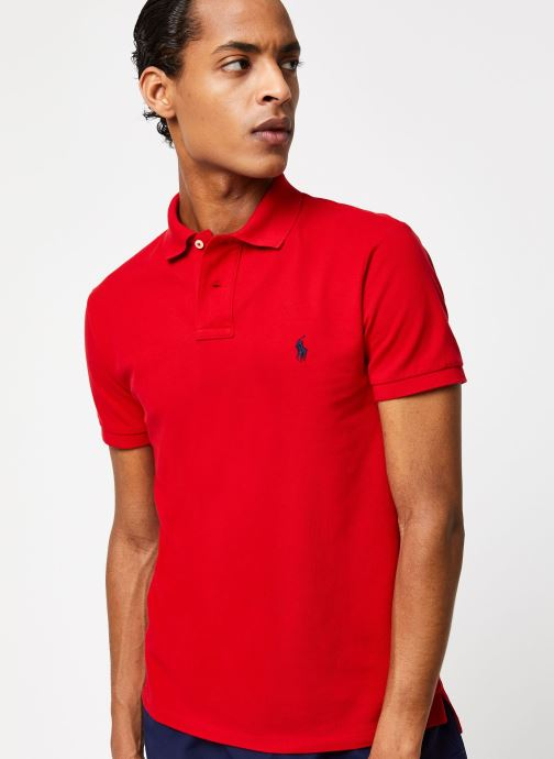 Polo MC Classic Pony Custom Slim Stretch Mesh