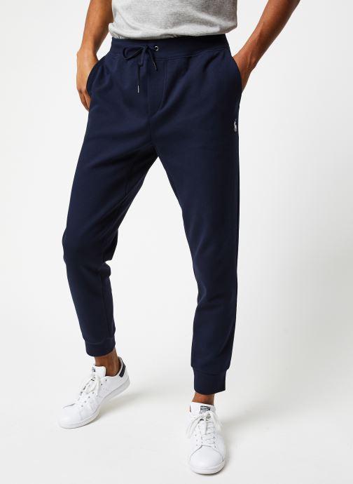 Vêtements Polo Ralph Lauren Jogging Classic Confort Pony Bleu vue détail/paire