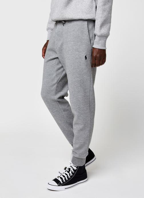 Vêtements Polo Ralph Lauren Jogging Classic Confort Pony Gris vue détail/paire