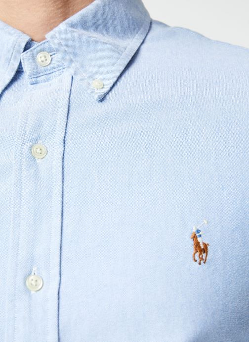 Polo Ralph Lauren Chemise Ml Custom Oxford Pony (blauw) - Kleding(430622)