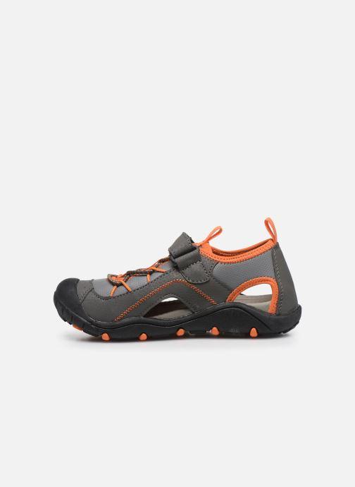 Sandales et nu-pieds Kamik Electro 2 Gris vue face