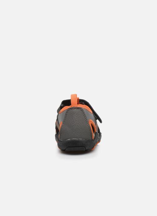 Sandales et nu-pieds Kamik Electro 2 Gris vue droite