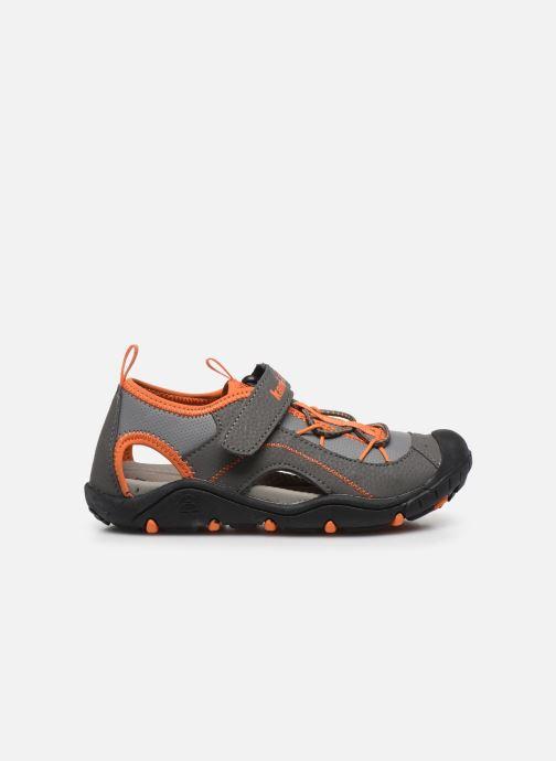 Sandales et nu-pieds Kamik Electro 2 Gris vue derrière