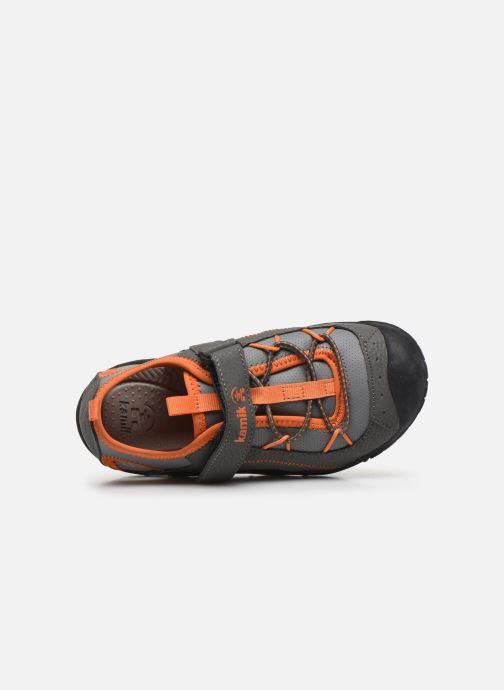 Sandales et nu-pieds Kamik Electro 2 Gris vue gauche