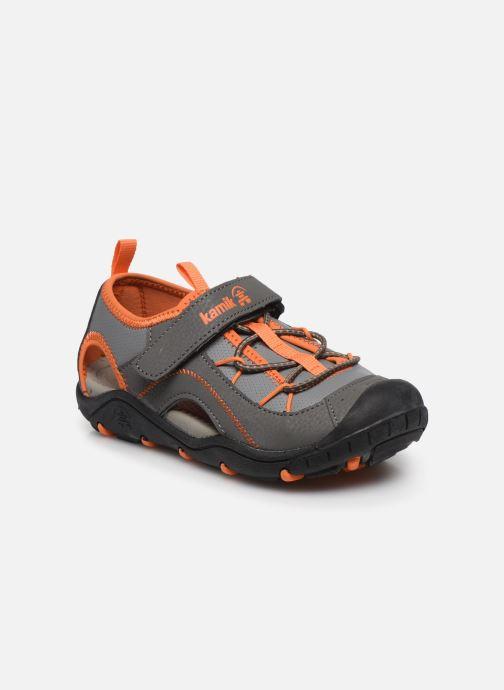 Sandales et nu-pieds Kamik Electro 2 Gris vue détail/paire