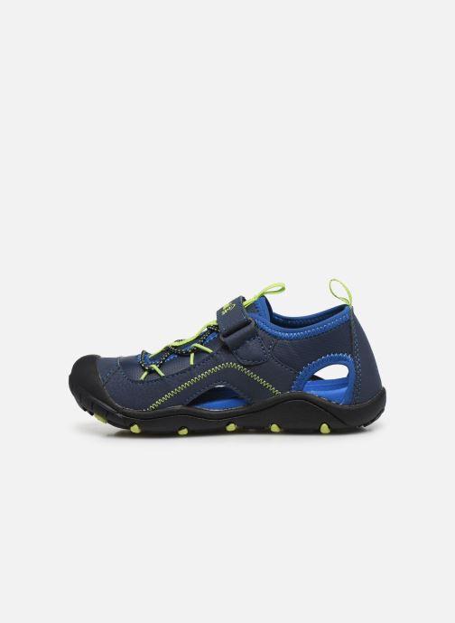 Sandali e scarpe aperte Kamik Electro 2 Azzurro immagine frontale