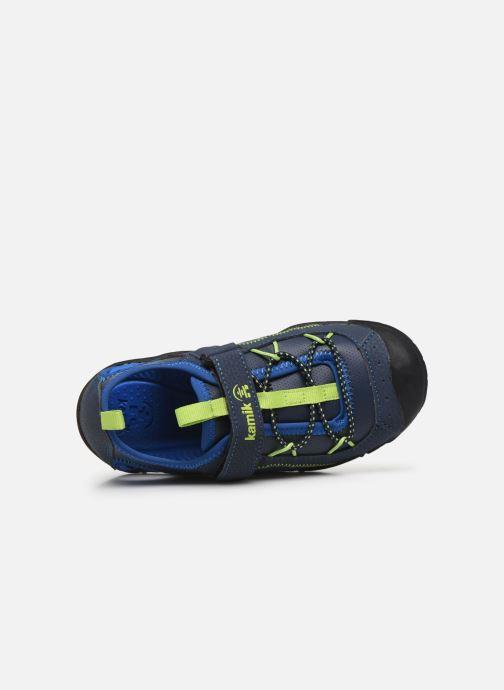 Sandali e scarpe aperte Kamik Electro 2 Azzurro immagine sinistra