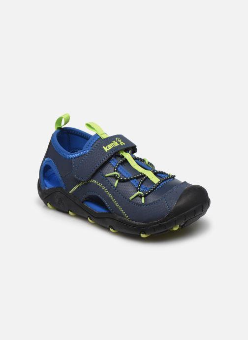 Sandales et nu-pieds Kamik Electro 2 Bleu vue détail/paire