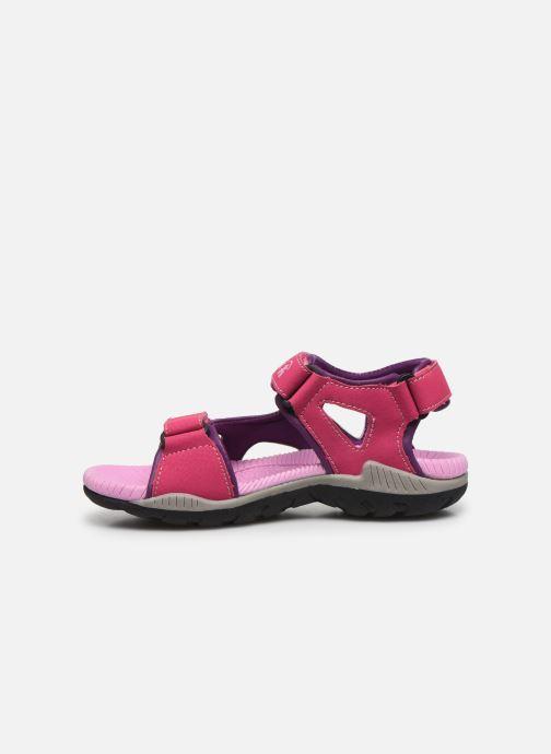 Sandalen Kamik Lobster 2 rosa ansicht von vorne