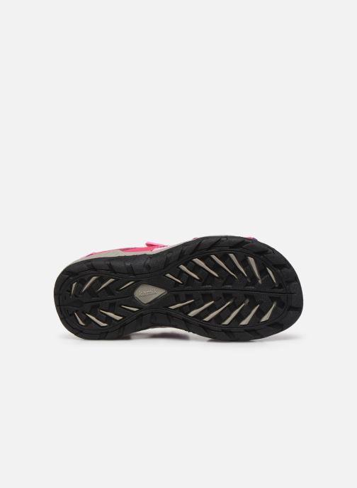 Sandali e scarpe aperte Kamik Lobster 2 Rosa immagine dall'alto
