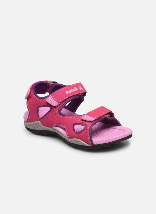 Sandalen Kamik Lobster 2 rosa detaillierte ansicht/modell