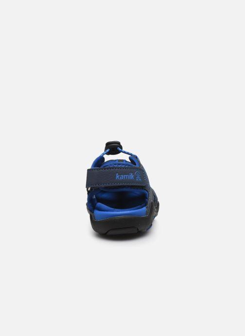 Sandali e scarpe aperte Kamik Oyster 2 Azzurro immagine destra