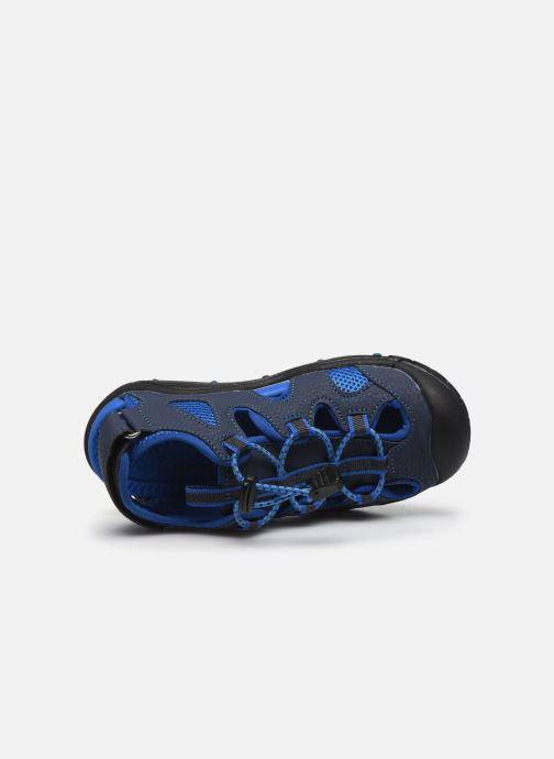 Sandali e scarpe aperte Kamik Oyster 2 Azzurro immagine sinistra