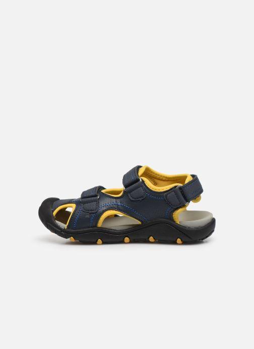 Sandales et nu-pieds Kamik Seaturtle 2 Bleu vue face