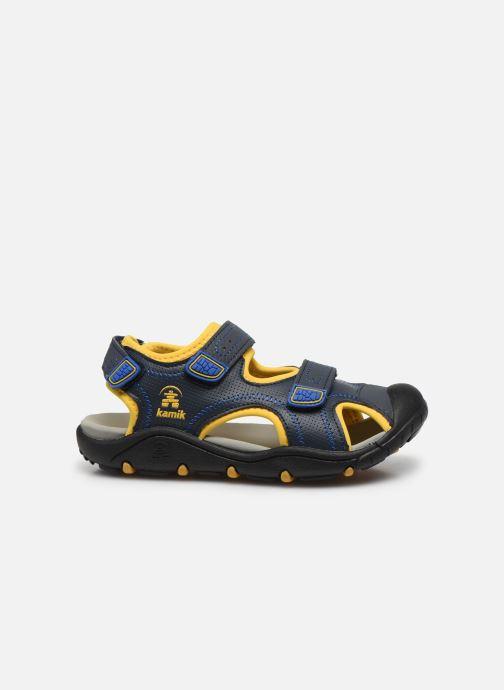 Sandales et nu-pieds Kamik Seaturtle 2 Bleu vue derrière