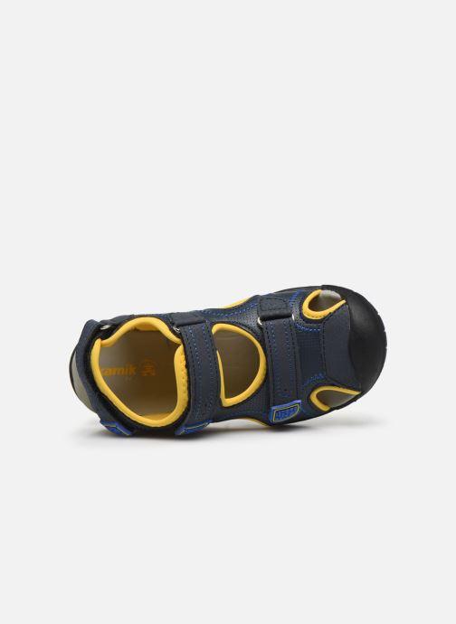 Sandales et nu-pieds Kamik Seaturtle 2 Bleu vue gauche