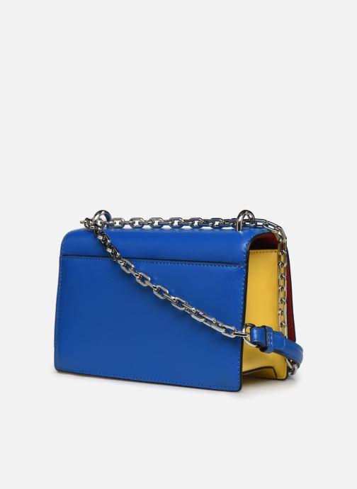 Handtaschen Karl Lagerfeld K/Signature Bauhaus Small mehrfarbig ansicht von rechts