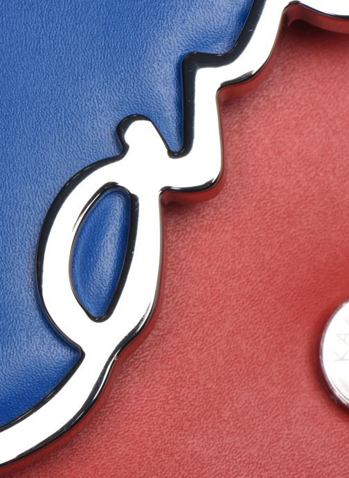 Handtaschen Karl Lagerfeld K/Signature Bauhaus Small mehrfarbig ansicht von links