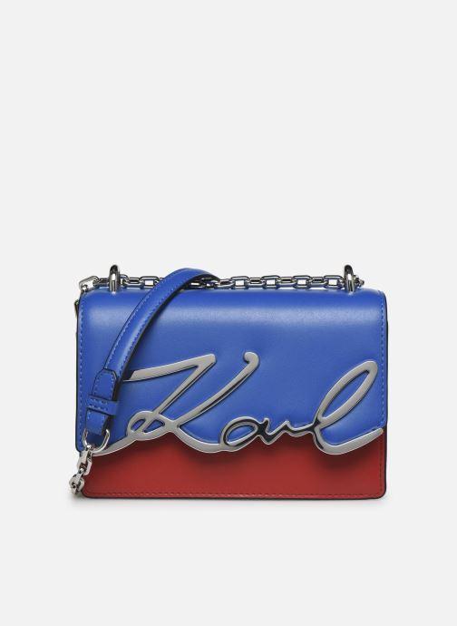 Handtaschen Karl Lagerfeld K/Signature Bauhaus Small mehrfarbig detaillierte ansicht/modell