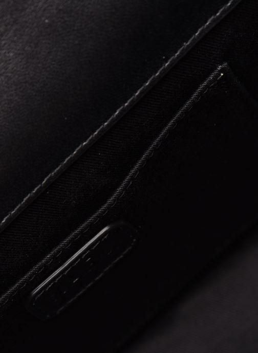 Handtaschen Karl Lagerfeld K/Signature Stitch Md Shoulderbag schwarz ansicht von hinten