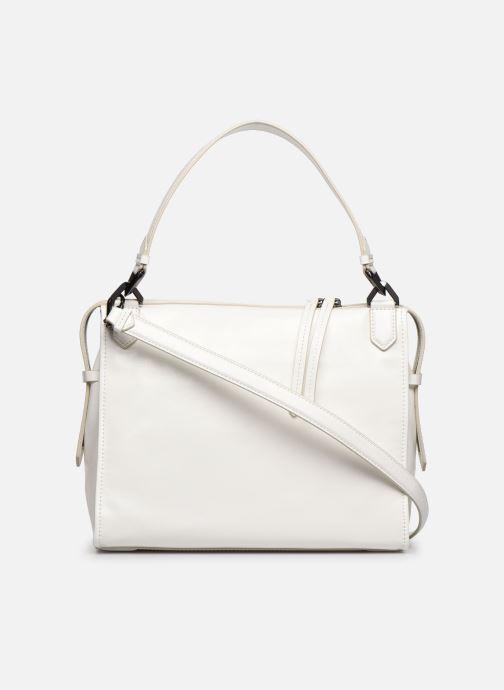 Handtaschen Karl Lagerfeld K/Slash Top Handle weiß ansicht von vorne